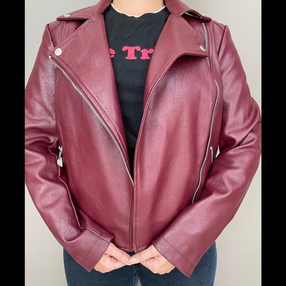Soft Polyester Jacket